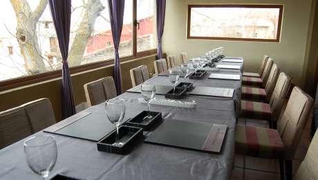 Rusticae Guadalajara Hotel con encanto Sala de reuniones