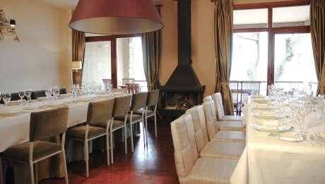 Rusticae Guadalajara Hotel con encanto Comedor