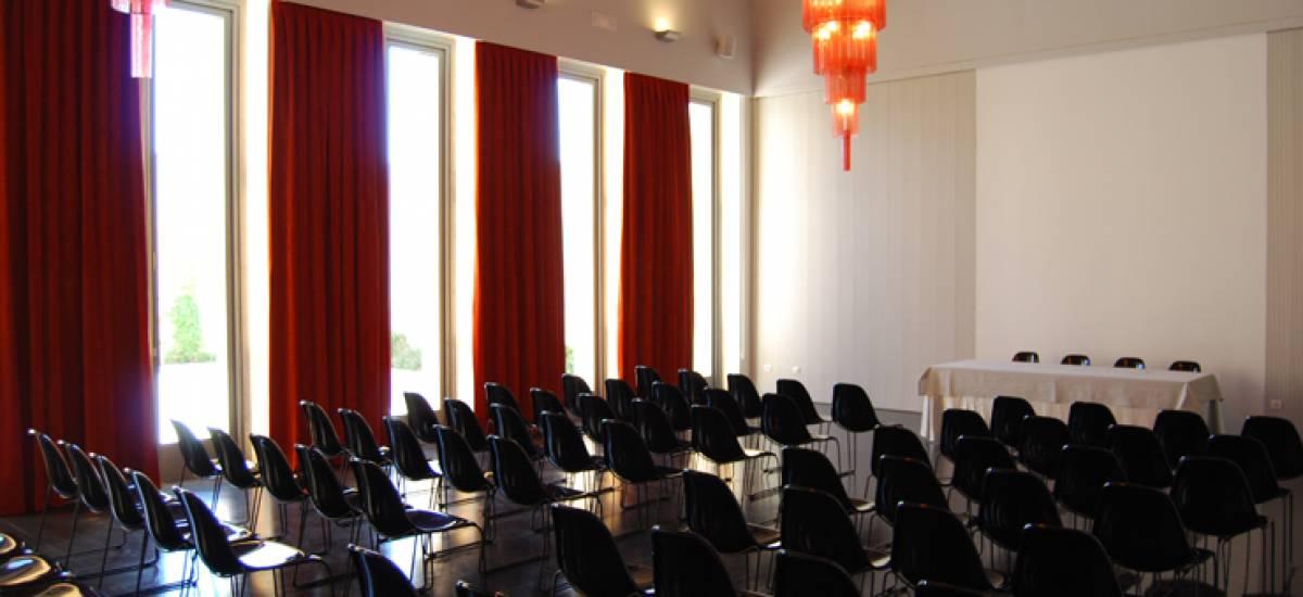 Rusticae Alicante Hotel con encanto Sala de congresos