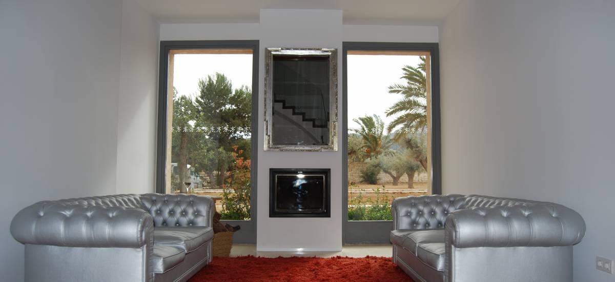 Rusticae Alicante Hotel charming living room