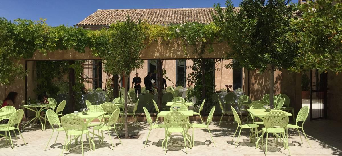 Rusticae Alicante Hotel charming terrace