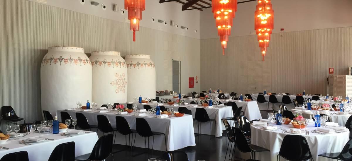 Rusticae Alicante Hotel charming events room