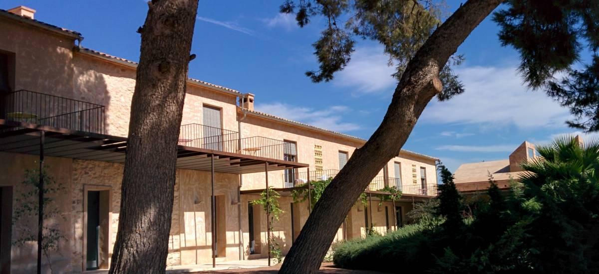 Rusticae Alicante Hotel con encanto Exterior