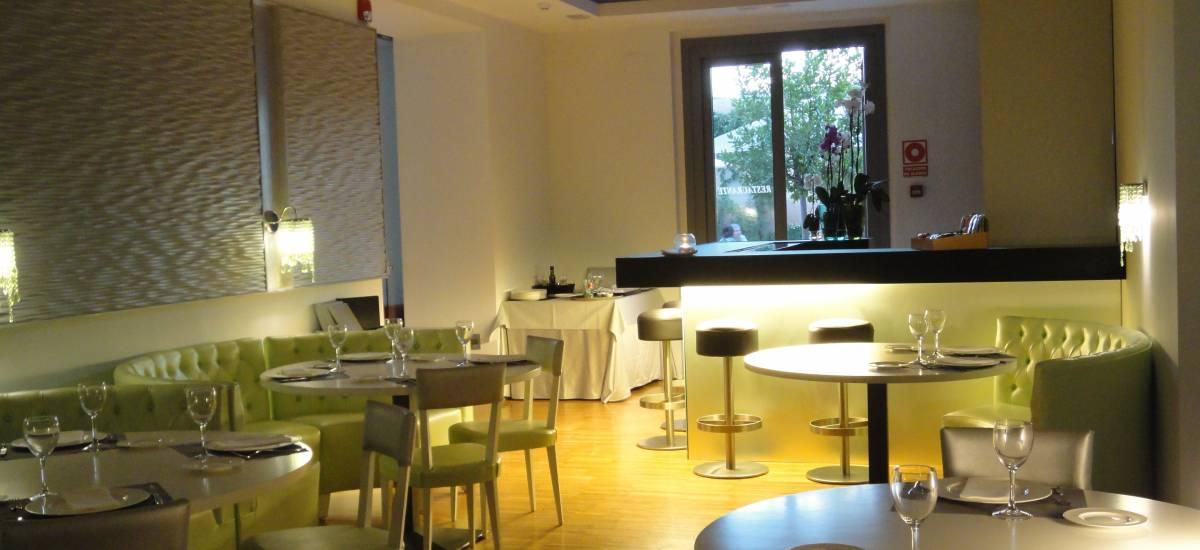 Rusticae Alicante Hotel charming restaurant