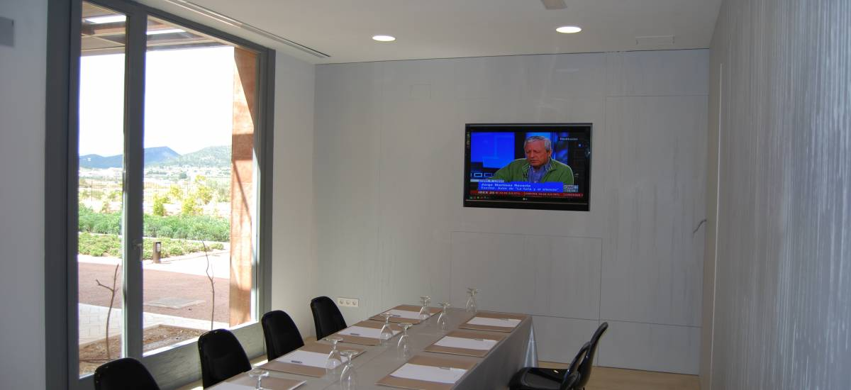 Rusticae Alicante Hotel charming conference room