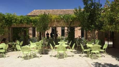Rusticae Alicante Hotel con encanto Terraza
