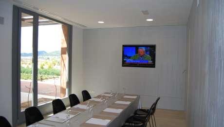 Rusticae Alicante Hotel con encanto Sala de reuniones