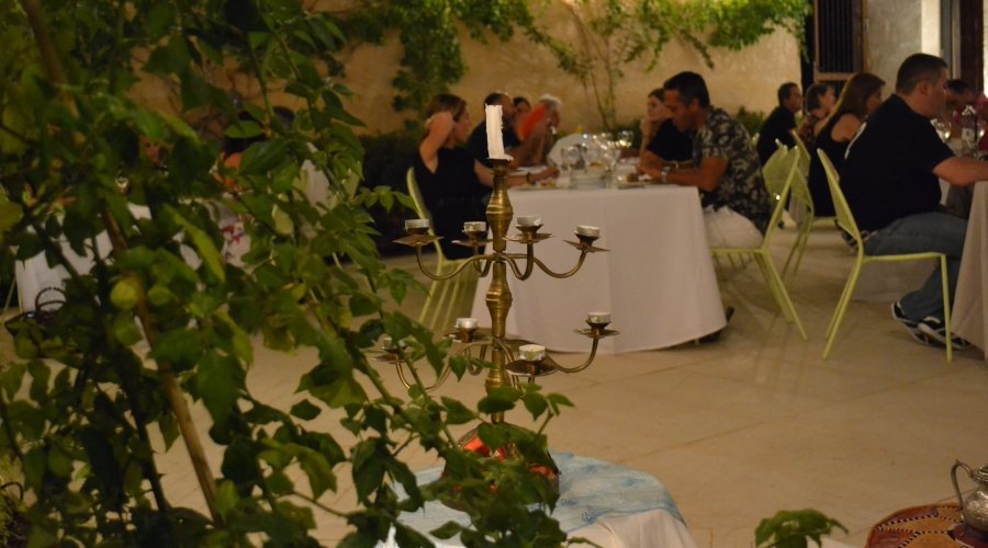 Rusticae Alicante Hotel con encanto Comedor