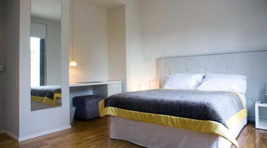 Rusticae Alicante Hotel con encanto Habitación