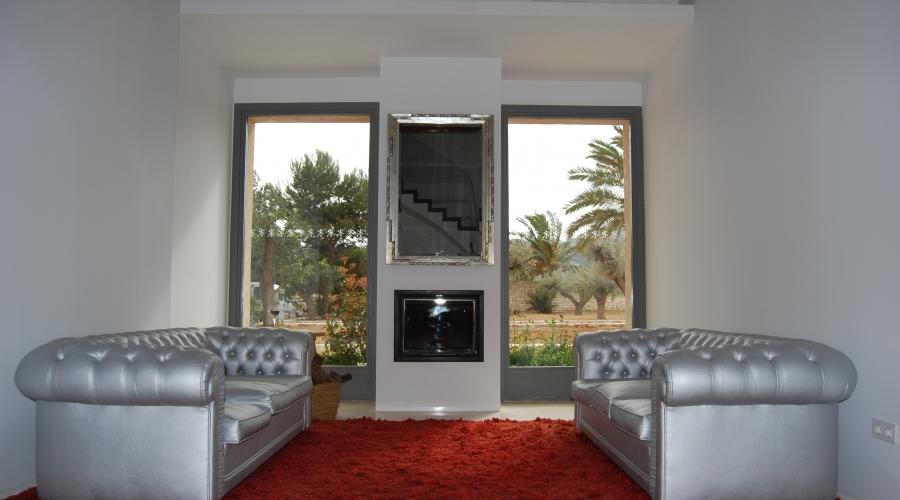 Rusticae Alicante Hotel con encanto Salón