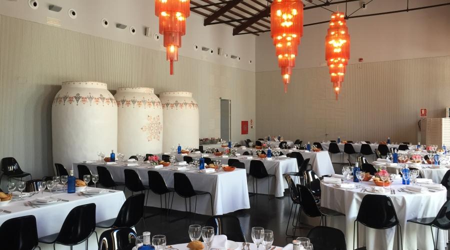 Rusticae Alicante Hotel con encanto Salón de eventos
