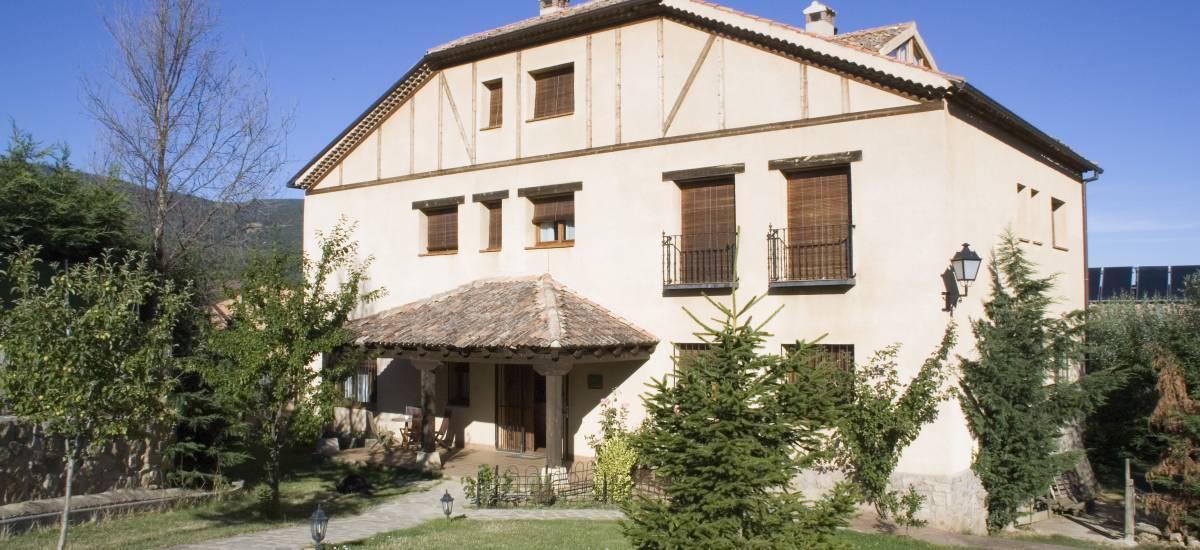 Rusticae Segovia Hotel Manantial chorro con encanto Exterior