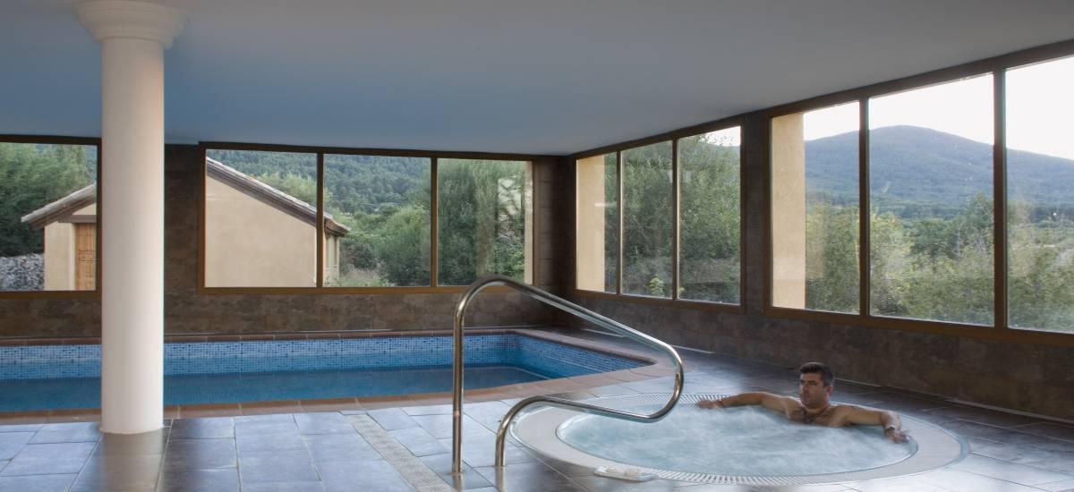 Rusticae Segovia Hotel Manantial chorro con encanto Piscina