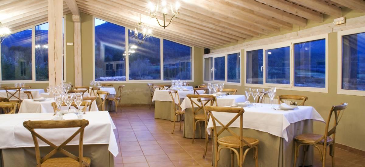 Rusticae Segovia Hotel Manantial chorro con encanto Comedor