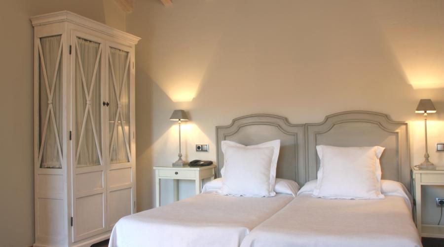 Rusticae Segovia Hotel Manantial chorro con encanto Habitación