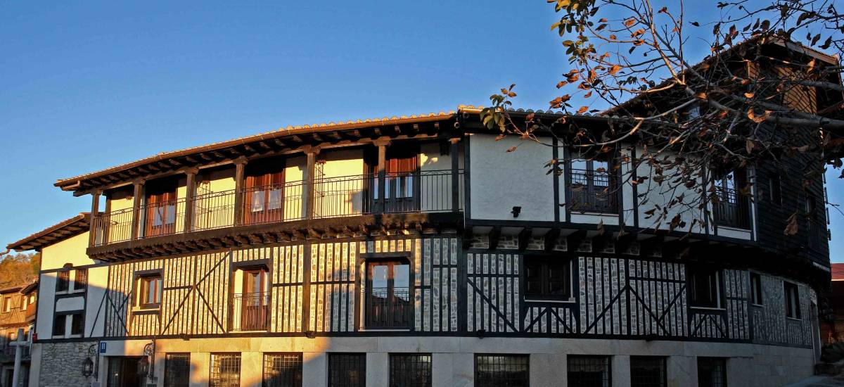 Sensaciones rusticae espa a for Villas 400 salamanca