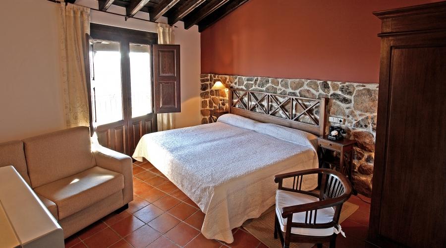 Rusticae Salamanca Hotel Villa Mogarraz con encanto Habitación