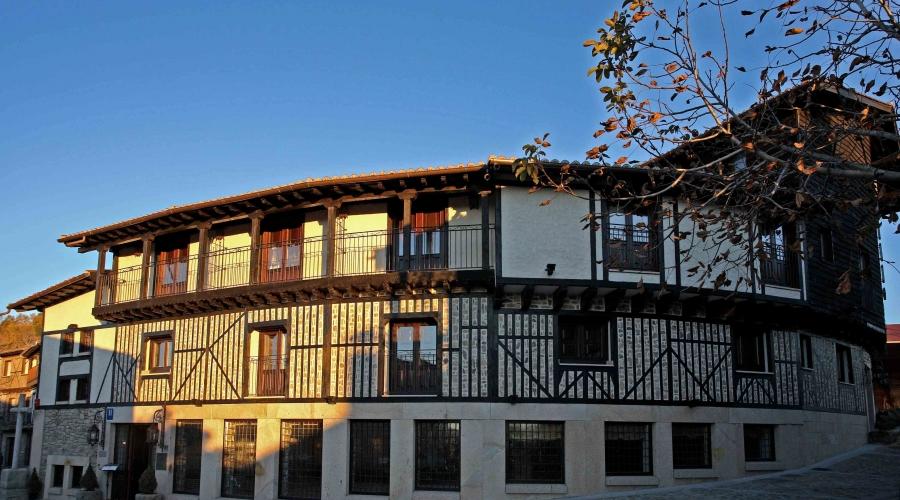 Rusticae Salamanca Hotel Villa Mogarraz con encanto Exterior