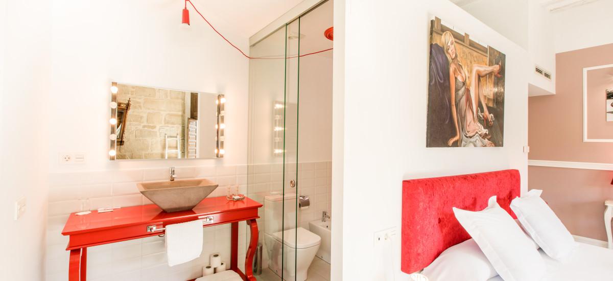 Hotel Teatrisso La Rioja Rusticae room5