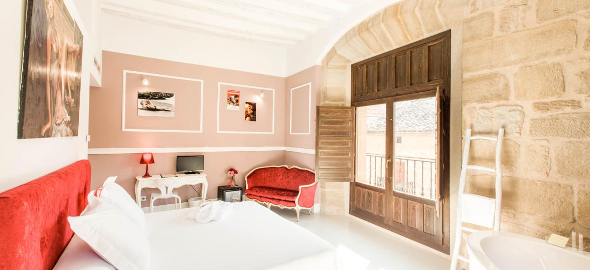 Hotel Teatrisso La Rioja Rusticae habitacion3