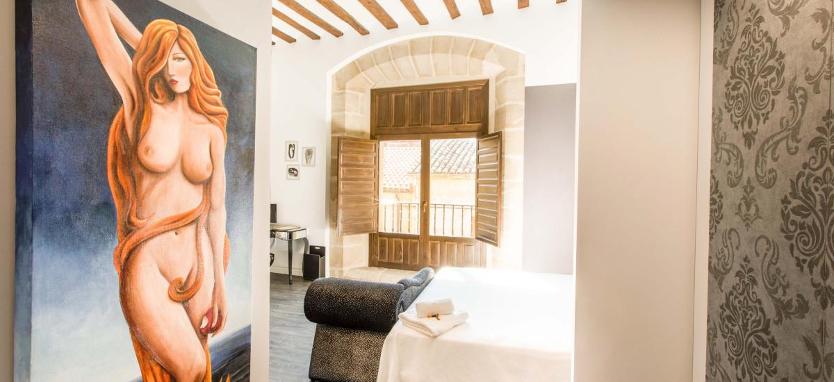 Hotel Teatrisso La Rioja Rusticae bath3
