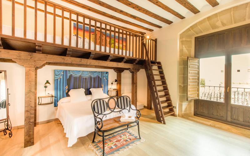 Hotel Teatrisso La Rioja Rusticae livingroom