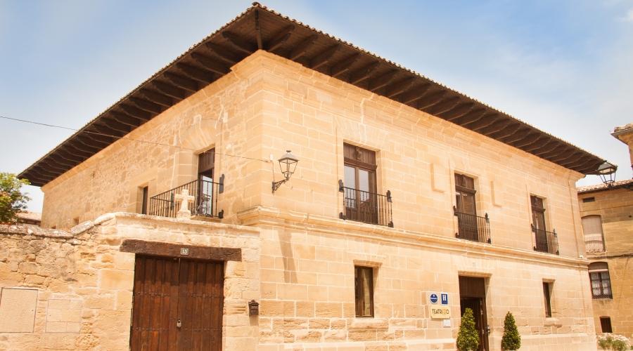 Rusticae La Rioja Hotel Teatrisso rural exterior
