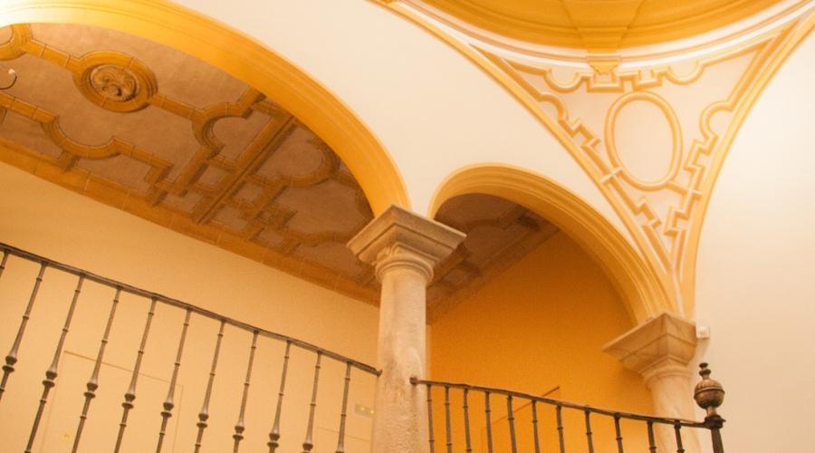 Rusticae La Rioja Hotel Teatrisso romántico zona común