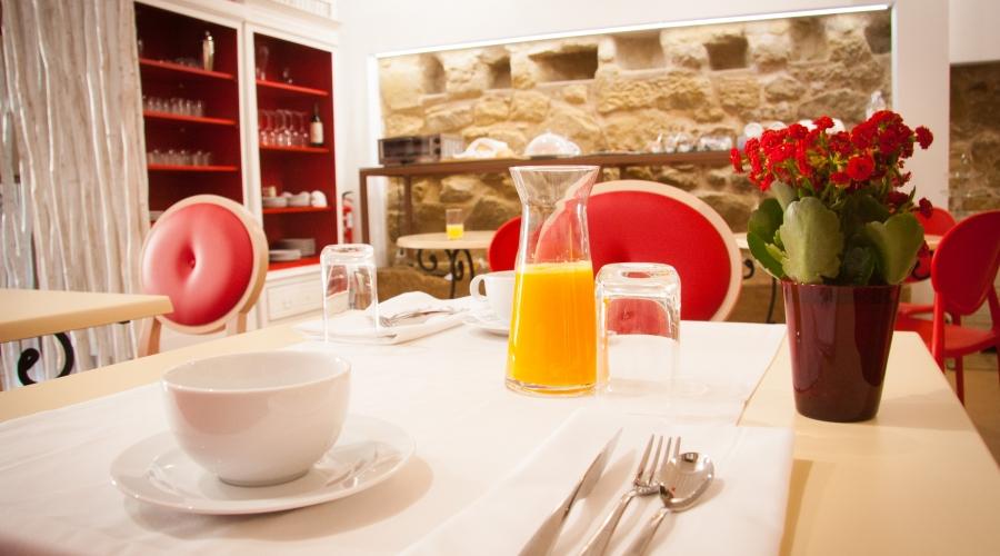 Rusticae La Rioja Hotel Teatrisso romántico desayuno