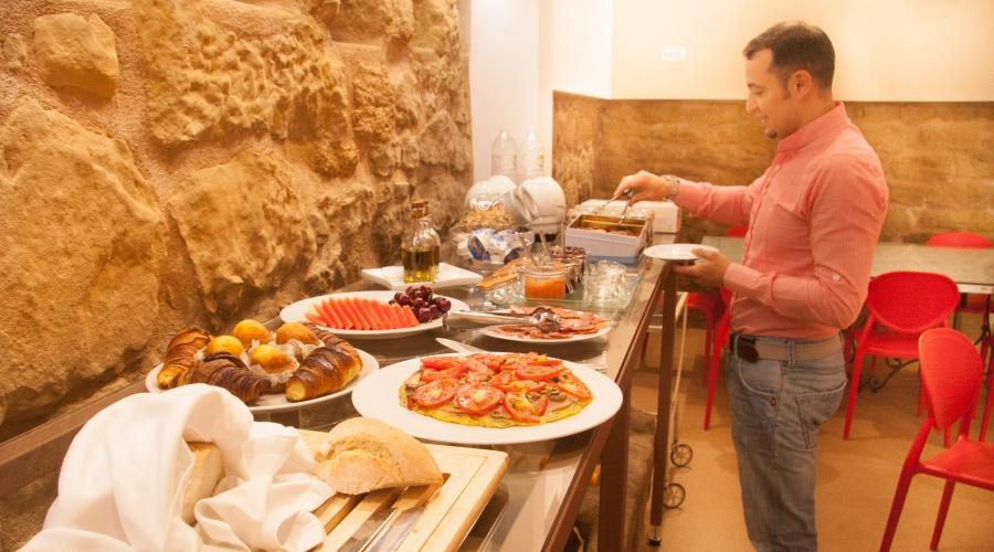 Rusticae La Rioja Hotel Teatrisso romántico buffet