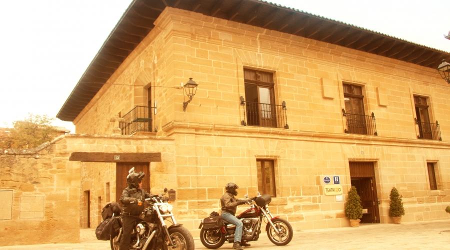 Rusticae La Rioja Hotel Teatrisso romántico exterior