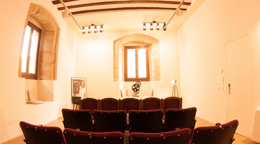 Rusticae La Rioja Hotel Teatrisso romántico sala