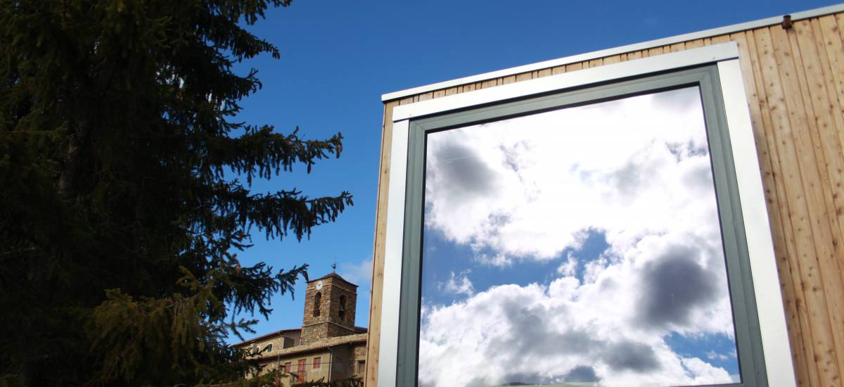 Rusticae Huesca charming Hotel Terra Bonansa outside