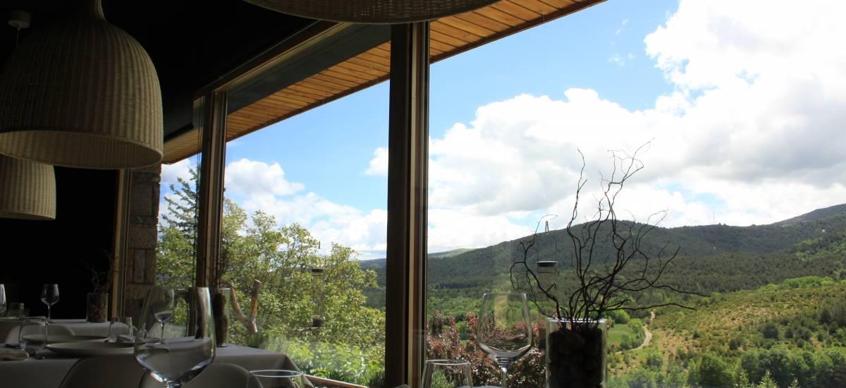 Rusticae Huesca charming Hotel Terra Bonansa dining room