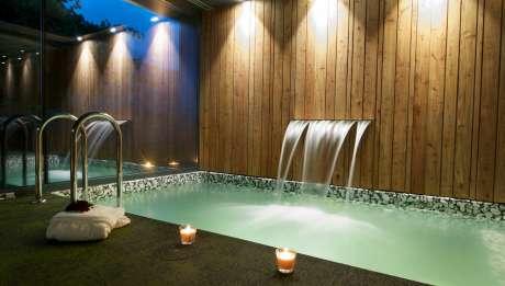 Rusticae Huesca Hotel con encanto Piscina