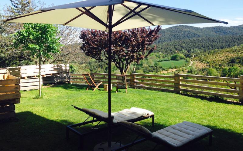 Rusticae Huesca charming Hotel Terra Bonansa terrace