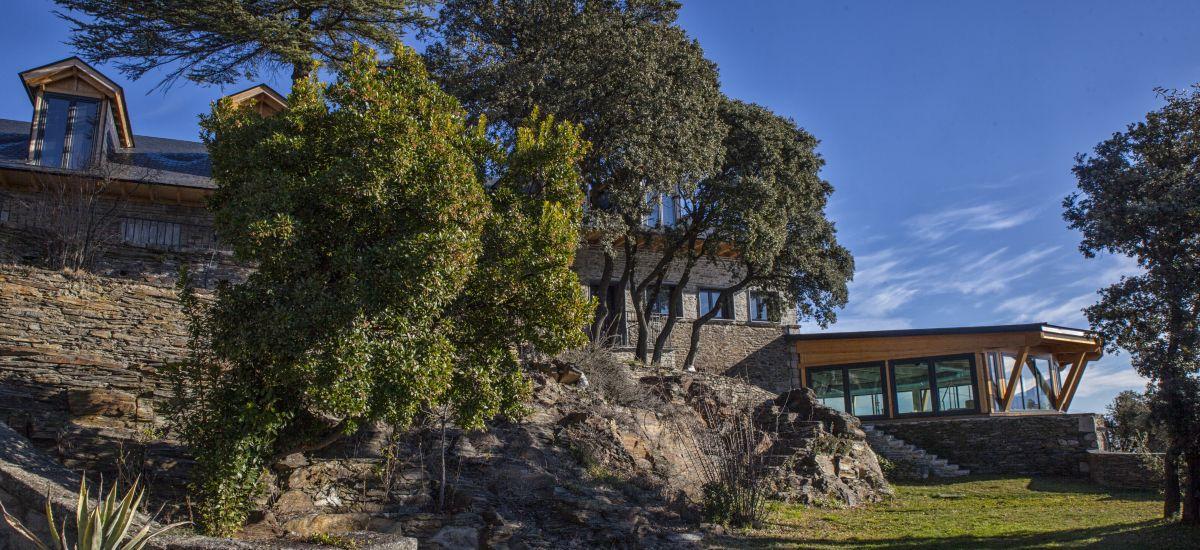 Hotel The Rock Suites & Spa Wellness Rock Suites Landscapes 3