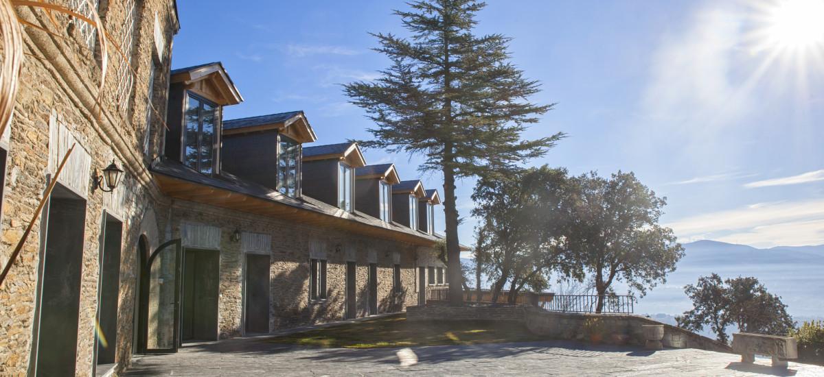 Hotel The Rock Suites & Spa Wellness Rock Suites Landscapes 4