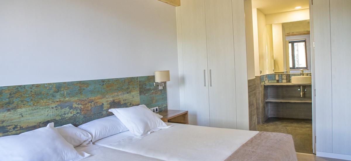 Hotel The Rock Suites & Spa interior habitación 4