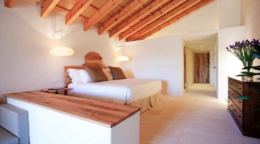 Rusticae Menorca Hotel Torralbenc con encanto salon