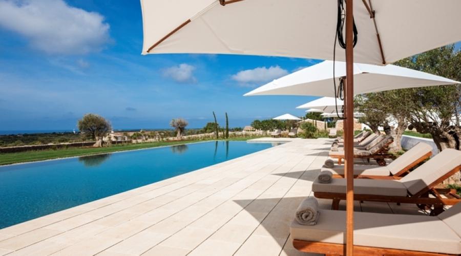 Rusticae Menorca Hotel con encanto Piscina