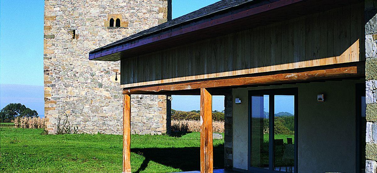 Rusticae Asturias charming Hotel Torre de Villademoros descripti
