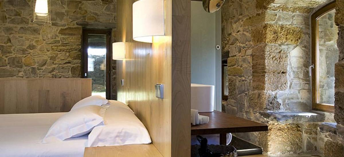 Hoteles Rusticae, Hoteles con historia, Hoteles con vistas
