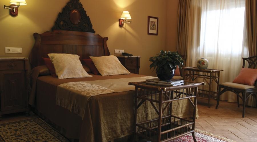 Rusticae Hotel Girona Gerona con encanto Habitación