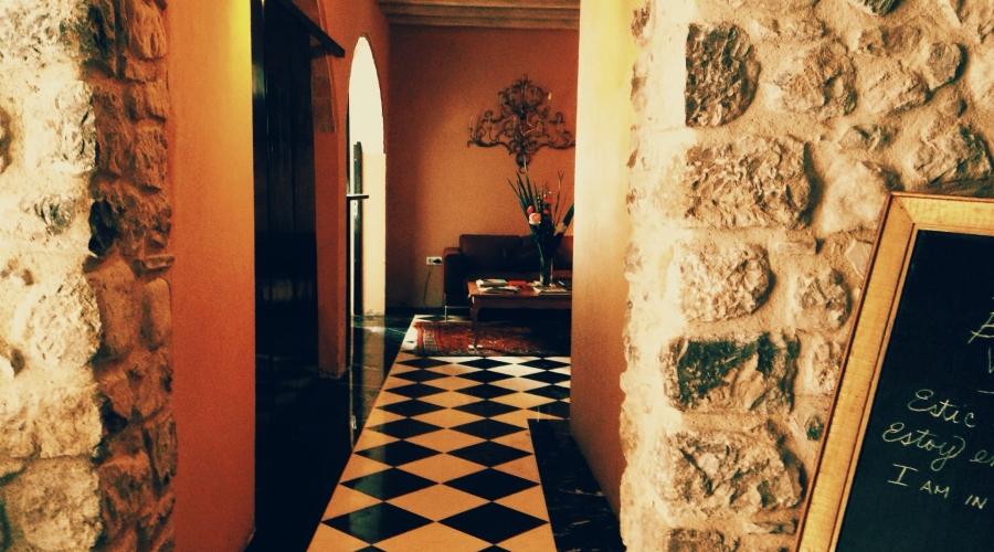 Rusticae Hotel Girona Gerona con encanto Zona común