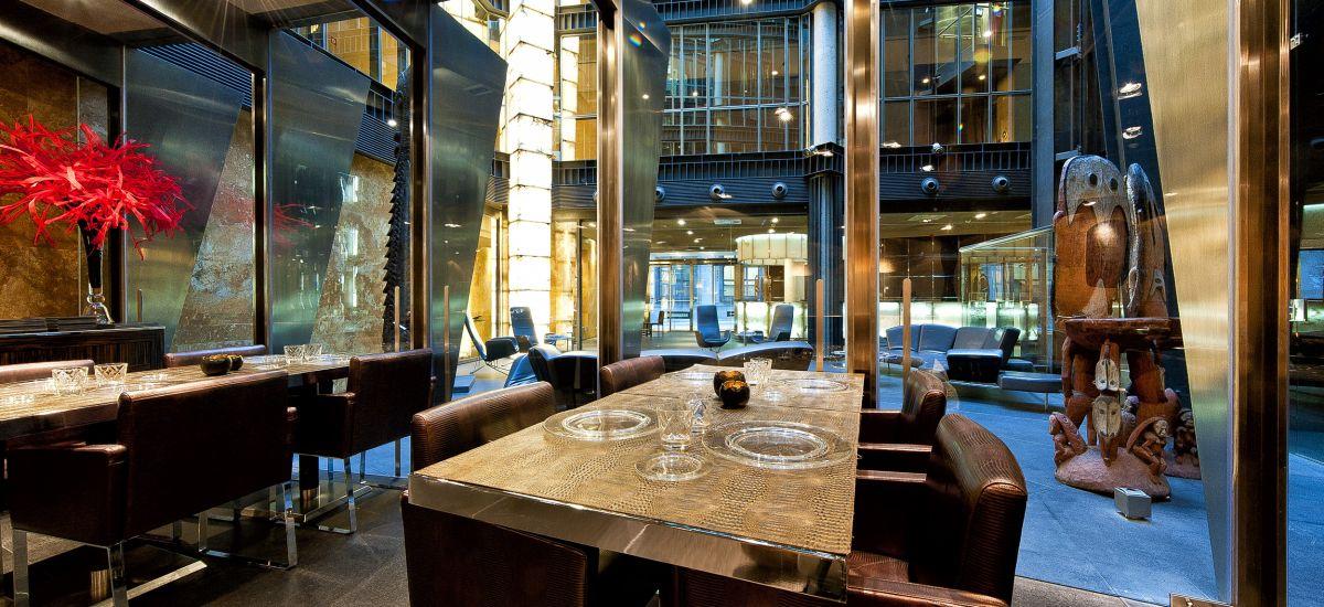 Rusticae Madrid Hotel Urban con encanto Descripción