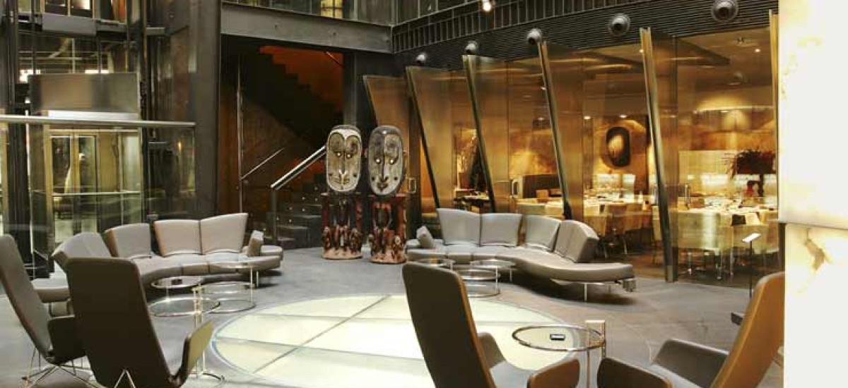 Rusticae Madrid charming Hotel Urban hall