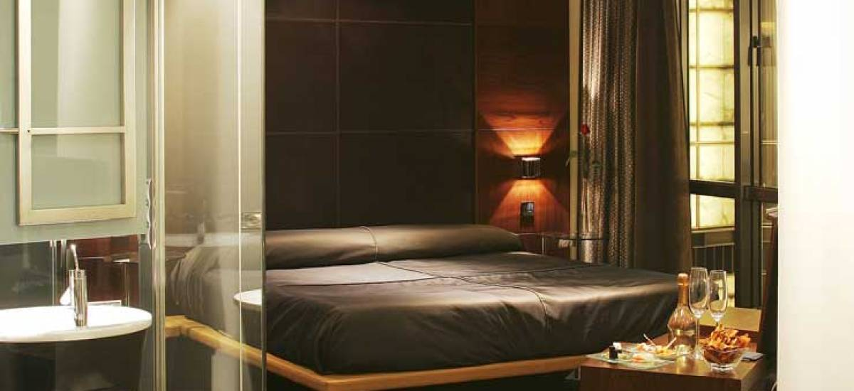 Rusticae Madrid charming Hotel Urban bedroom
