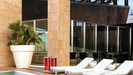 Rusticae Madrid Hotel Urban con encanto Piscina