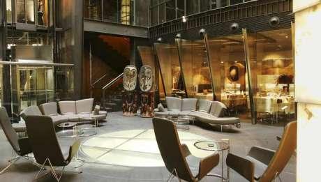 Rusticae Madrid Hotel Urban con encanto Recibidor